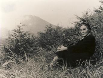 Miss Kawai at Gotemba retreat